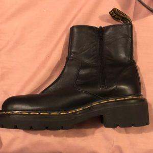 Dr. Martens Shoes - ‼️DR MARTENS 9489 SIDE ZIP BOOTIES‼️